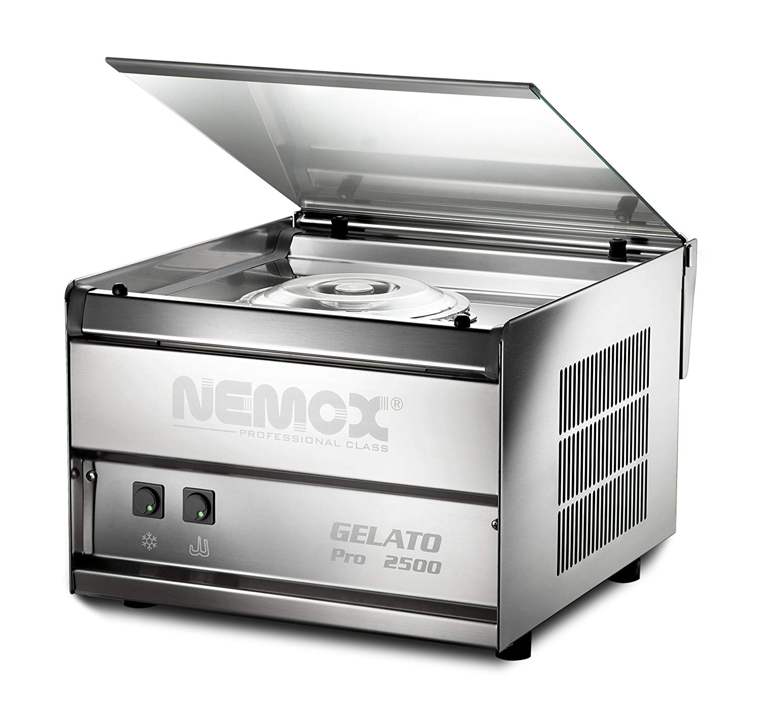 Nemox PRO100 Storage Case with 4 Removable Pans