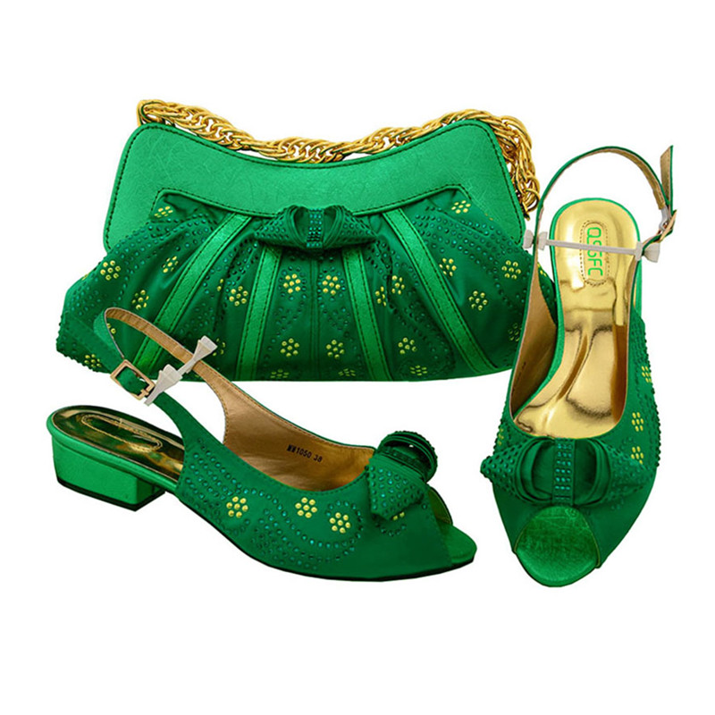 stones italian African shoes high and high designer heels Sinyafashion bag women set quality XxZqUXwF