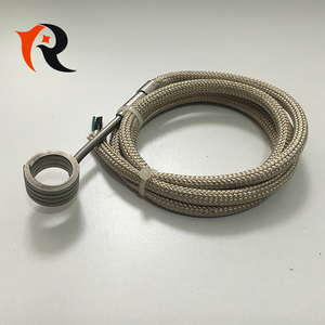 ID25mm e-nail coil heater for injection molding /fog machine