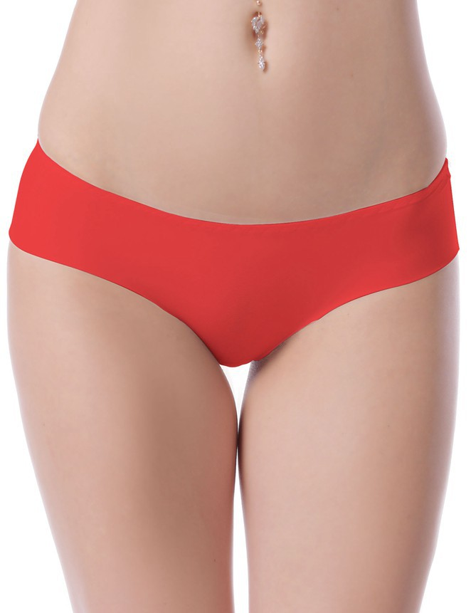 Red Sexy Girl Underwear Hot Selling Sex Women Panty