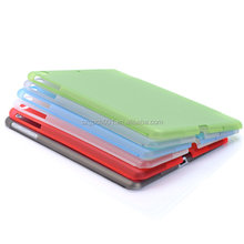 OEM ACCEPTABLE Frosted transparent matte skin slim pc back cover hard case for Apple ipad MINI 2 3 RETINA SMART COVER COMPANION