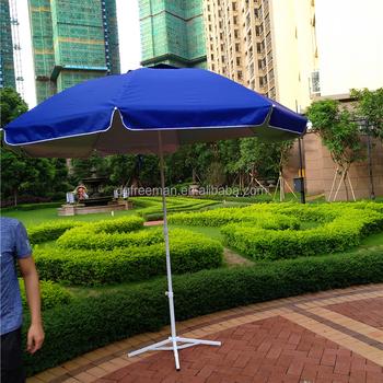 Fabric Beach Umbrella Parts Sun Garden Parasol Outdoor Umbrella Balcony  Umbrella