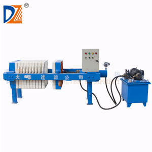Dazhang Automatic Slurry Dewatering Chamber Filter Press