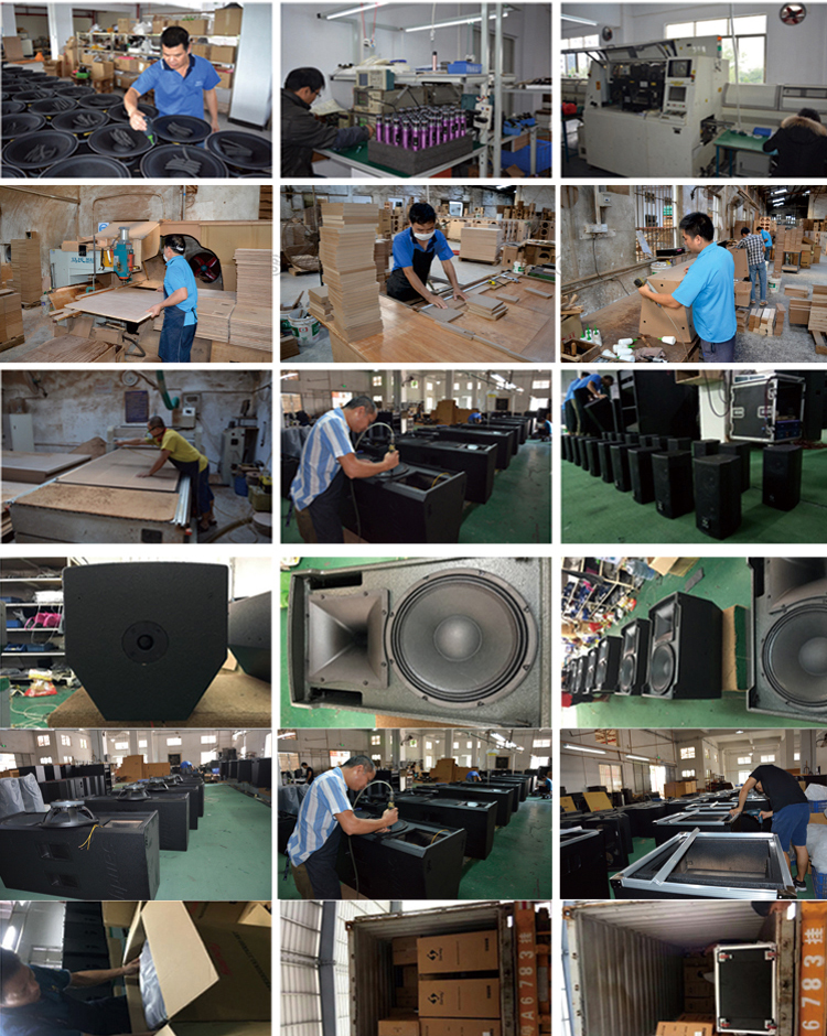 Hot sale professional audio line array system