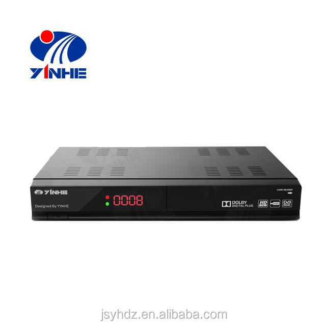Hot Selling Digital Cable TV HD DVB-C Set Top Box MPEG2 MPEG4 STB Price