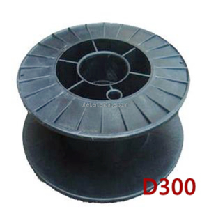 DIN270 empty abs plastic spools for copper wire