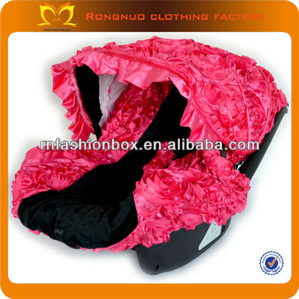 Hot pink car seat covers ventilated car seat covers memory foam car seat covers for baby strollers
