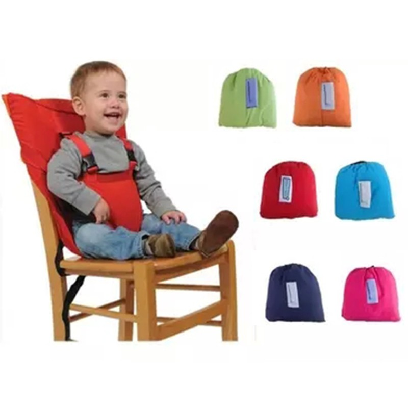 Baby Chair Portable Safety Brand Infant Seat Belts Belt Folding