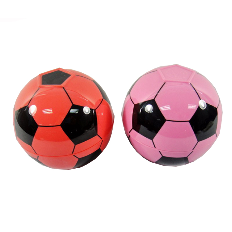 Football Soccer Ball Snack Bowl Plastic Soccer Bowl