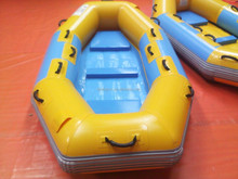 Hot sales inflatable 6 persons drifting boat,inflatable water park rowing boat,high quality inflatable drifting boat
