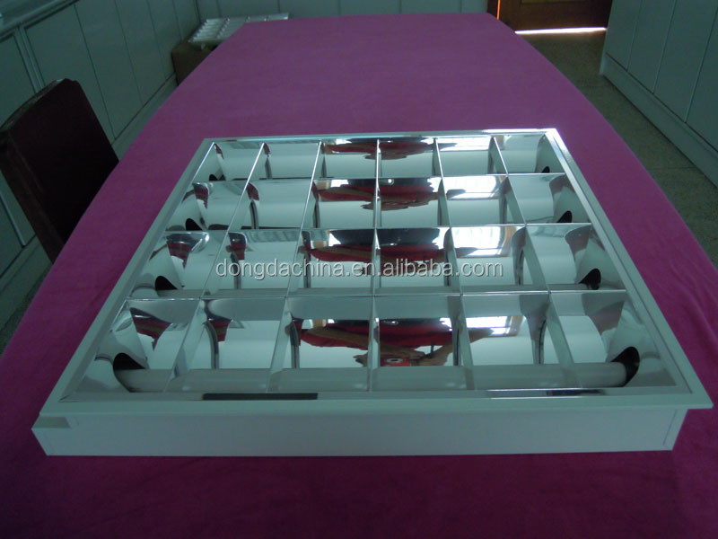 Wholesale CKD of Grille Light Louver Reflector Diffuse Cover ...