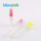 10ml plastic pocket non spill perfume bottle Pen Perfume Bottle