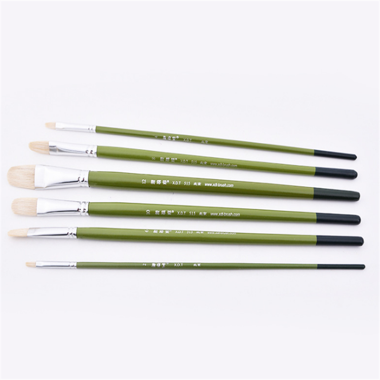 High Quality Product Discount Artist Brushes And Artist Paint Brush Holder Case