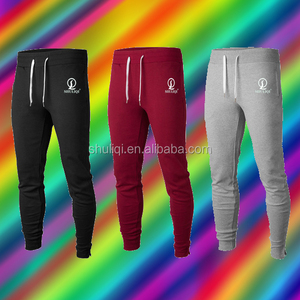 Custom made hot shapers pants narrow leg narrow fleece pant and trousers