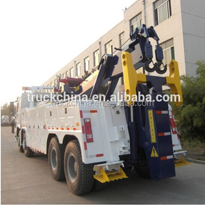 Wrecker Street Wrecker Power Engineering Vehicle Tow Truck Wheel Lift