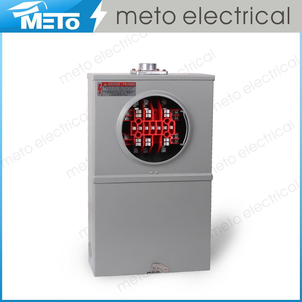 Zhejiang Meto Electrical: Meto 20a Single Phase General Electric Power Meter Base