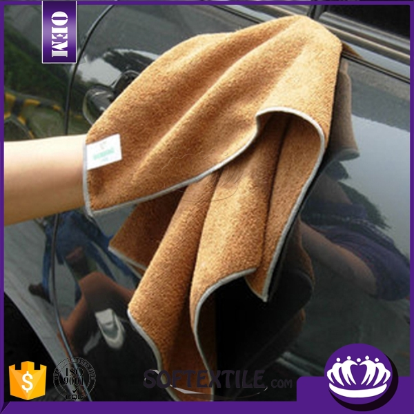 2015 best selling microfiber makeup remover cloth