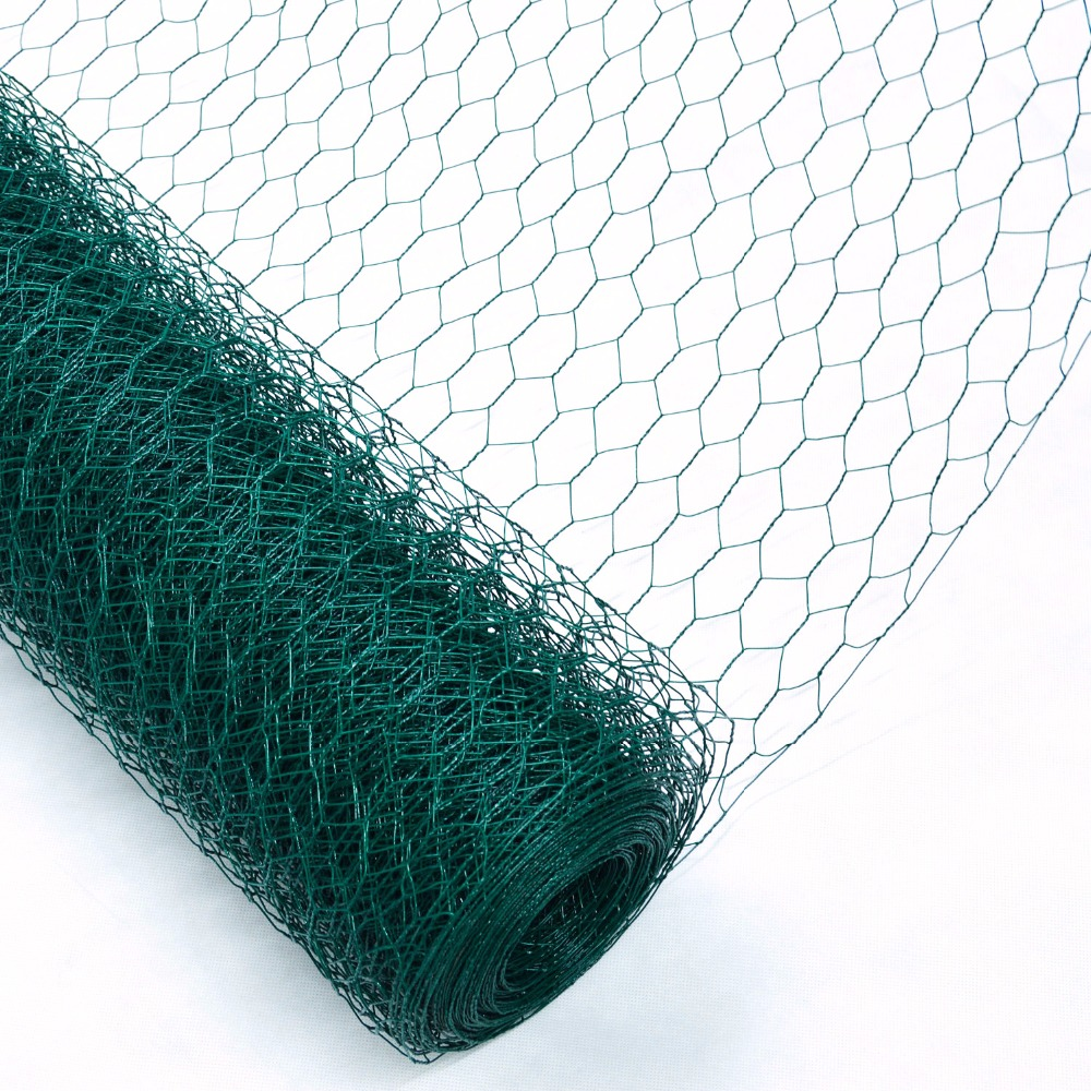 1/2 Inch Chicken Coated Wire Mesh Fence Wholesale, Fence Suppliers ...