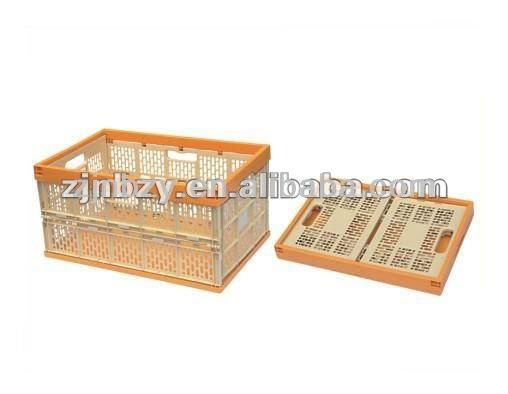3 polyvalent caisses pliantes en plastique pour les l gumes cageots id de produit 1265556492. Black Bedroom Furniture Sets. Home Design Ideas