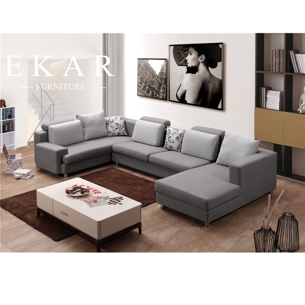 sofa set designs <strong>modern</strong> fabric sectional sofa bed