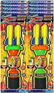 Ja-Ru Cyber Mega Slam Rocket Party Favor Bundle Pack