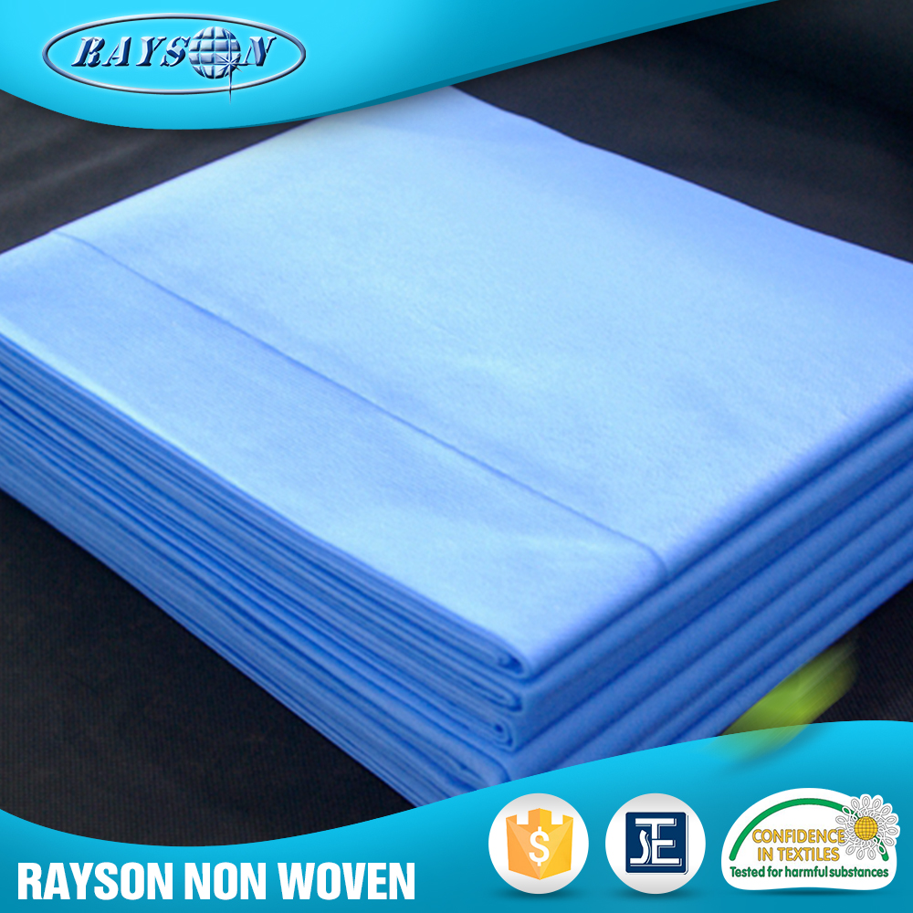 New Products On China Market Non Woven Fabric Disposable Bed Covers