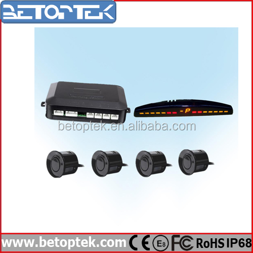 Betoptek High Quality Led Hyundai Auto Parking Sensor