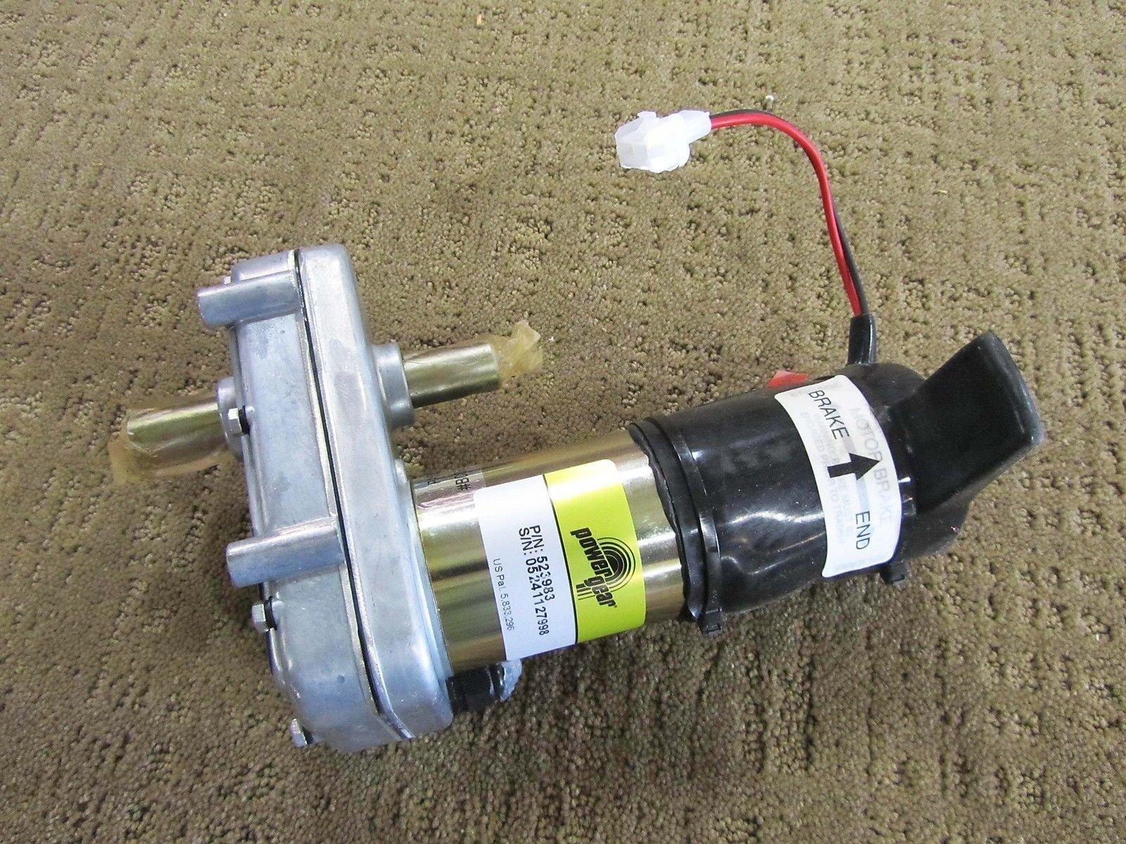 NEW MOTOR RV POWER GEAR HYDRAULIC PUMP ASSEMBLY AMF4613 800302 W-3528 11212440