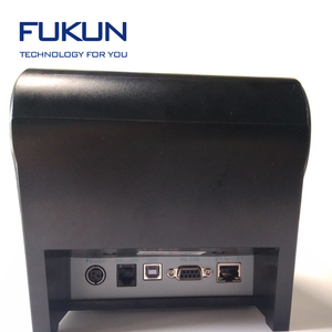 80mm thermal receipt printer FK-POS80BS with customised logo