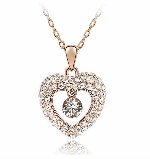 moda 2014 delgada de oro collares de cadenas