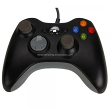 Hand controller wired game controller with double vibration