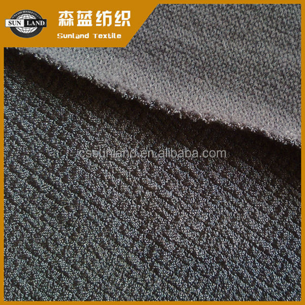 SUN-LAND supply jacquard spandex fabric/product textile