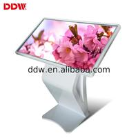"New product 32"" outdoor kiosk android capacitive touch 43"" 49"" 55"" screen DDW-AD3201TK"