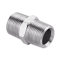 hydraulic male quick coupler fitting