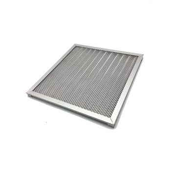 China durable fashion design elements air filter with metal mesh