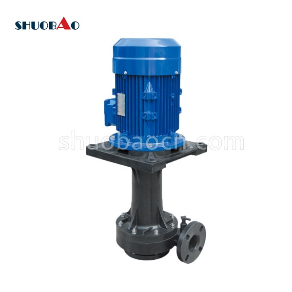KD-50SK-5 Vertical Chemical Dosing Pump for Electroplating Processing