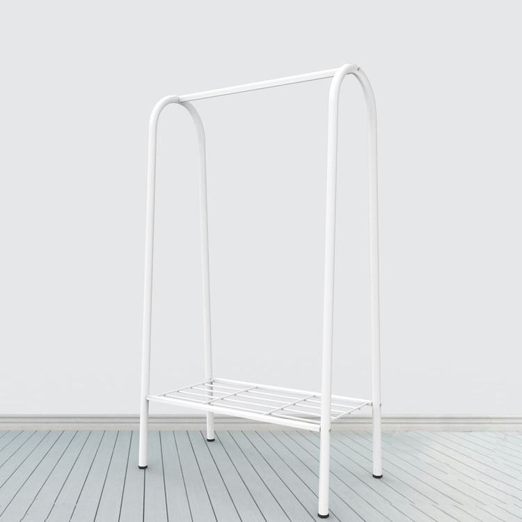 Steel Rack Hs Code Single Corner Shelf / Storage Rack For Store ...