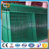 Galvanized welded wire fence panels, garden fence panels, cheap fence panels