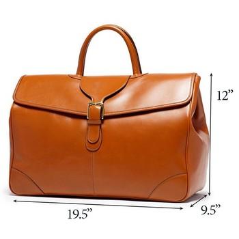f5f5e26c9204 Европейские классические дизайнерские качества кожаная дорожная сумка  водонепроницаемый дорожный костюм сумка мужская спортивные сумки