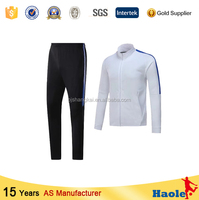 New cheap manchest 2017 2018 thai quality city soccer tracksuit