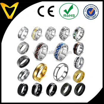 The Lord of Rings Fashion Tungsten Carbide Ring Toy Game Ring Mens Jewelry Gold Black Silver Celtic Dragon fashion ring designs