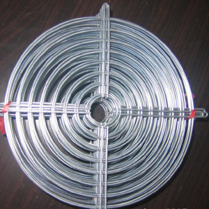 Spiral Wire Fan Guard and Standard Fan Guards for Air Condition