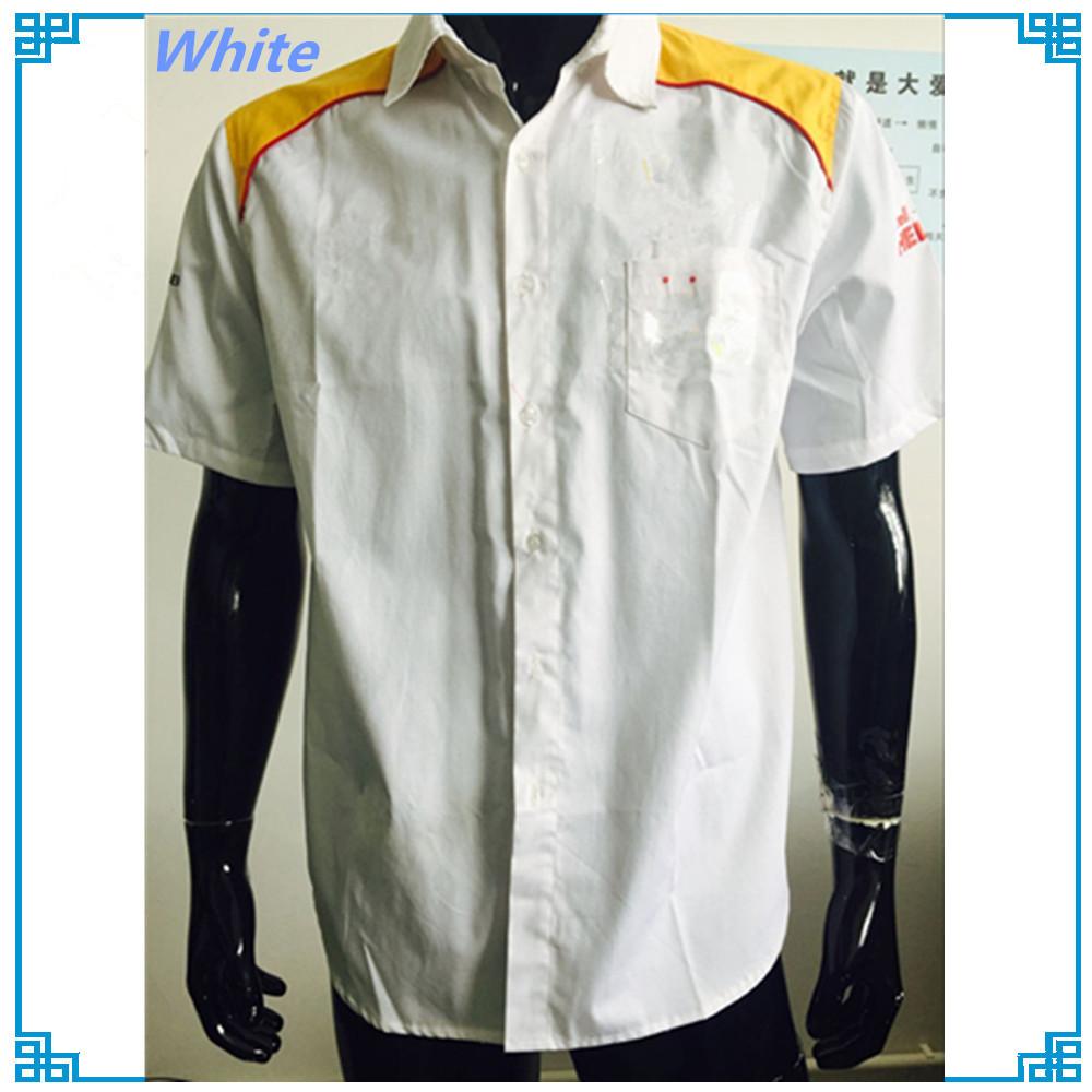 Custom Embroidered Mechanic Work Shirts Bcd Tofu House