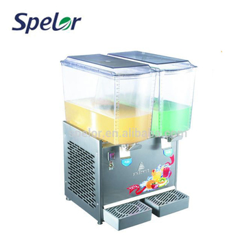 High Quality 30 Litre Round Tank Juice Dispenser