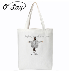 Woman Craft Personalized Bulk Canvas Tote Bag Cheap