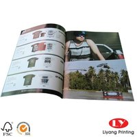 T Shirt Catalog with Custom Printing
