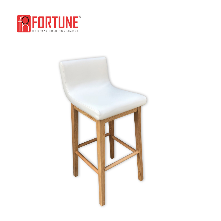 restaurant and bar suppliers chairs white wood bar stool