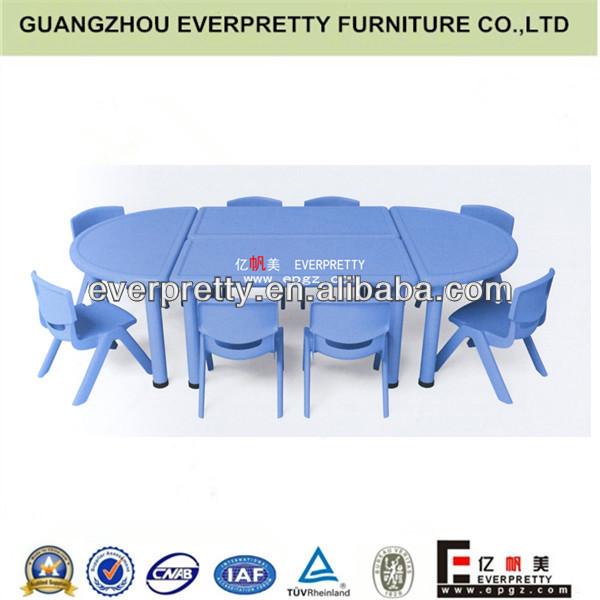 Muebles muebles infantiles, de plástico mesas y sillas en china, la ...