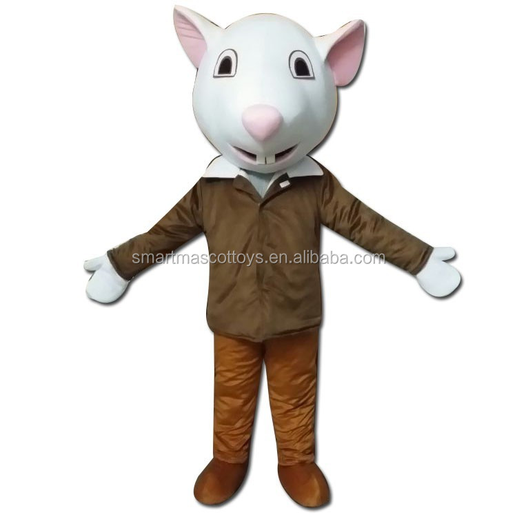 make adult mouse mascot costume adult mighty mouse fancy dress costume