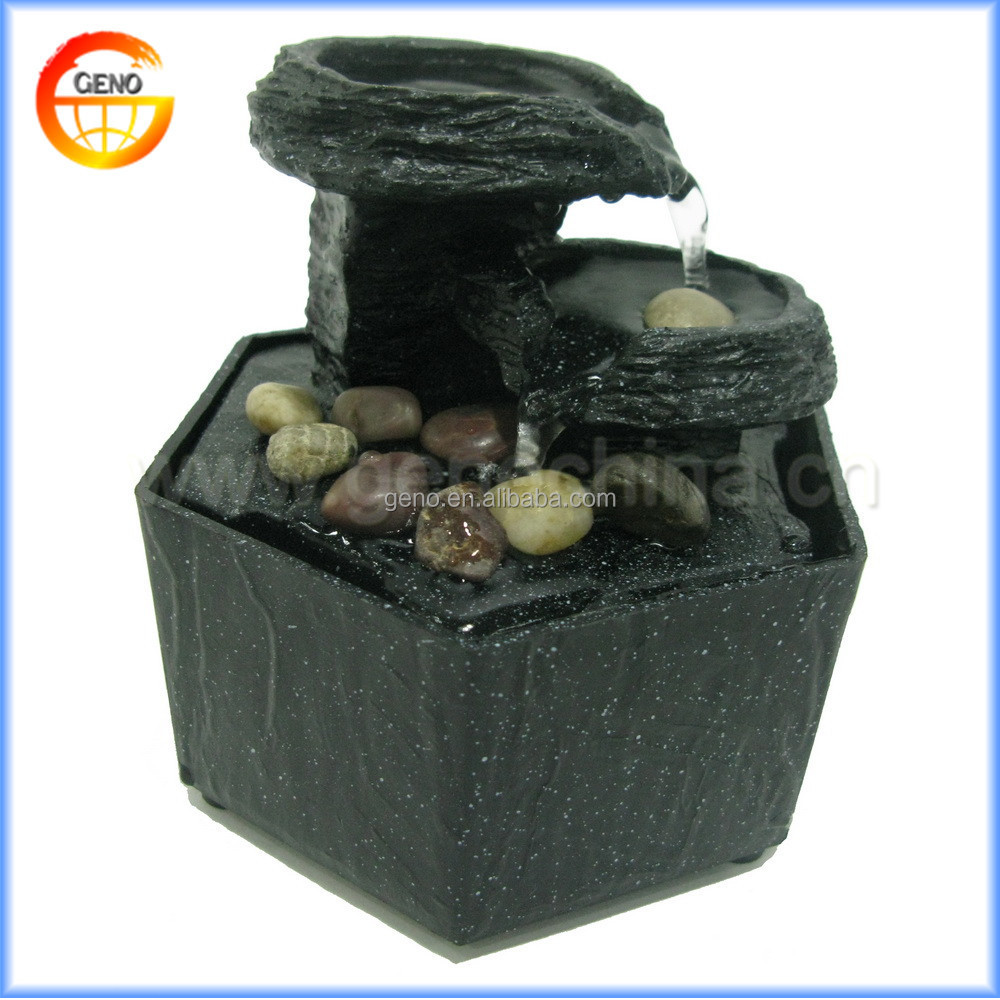 Mini Resin Water Fountain Indoor For Sale Buy Mini Water